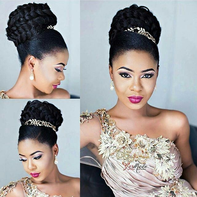 Afrodelicious Salon Nappy Coiffure Mariage Cheveux Cr 233 Pus