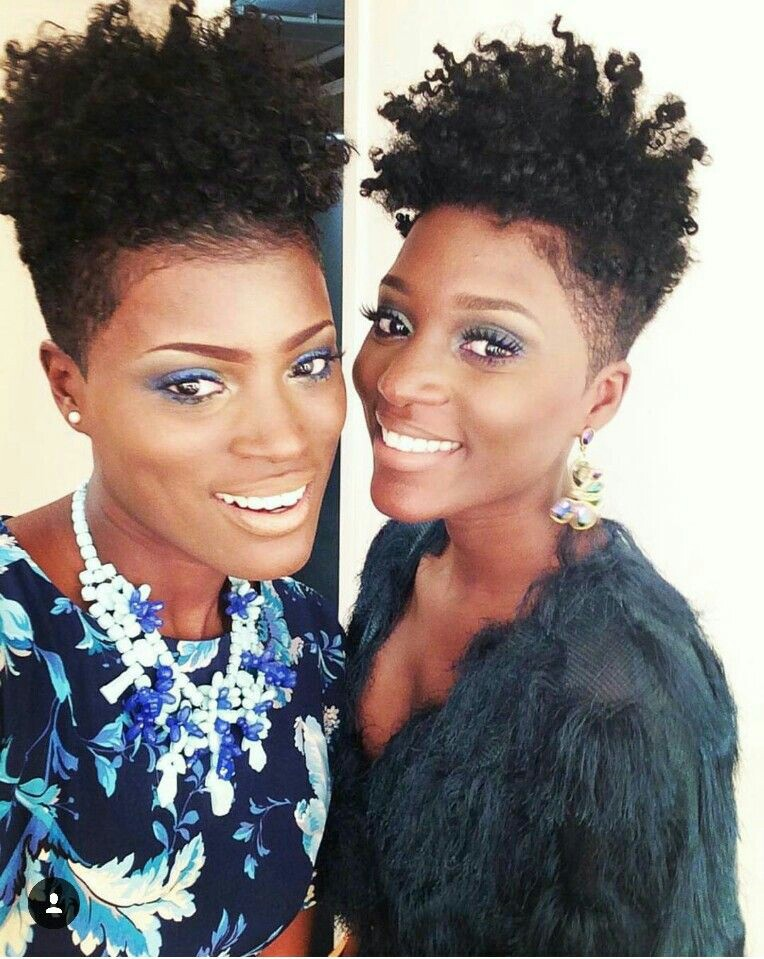 in style s haircuts coupe courte femme afro afrodelicious salon nappy 2663