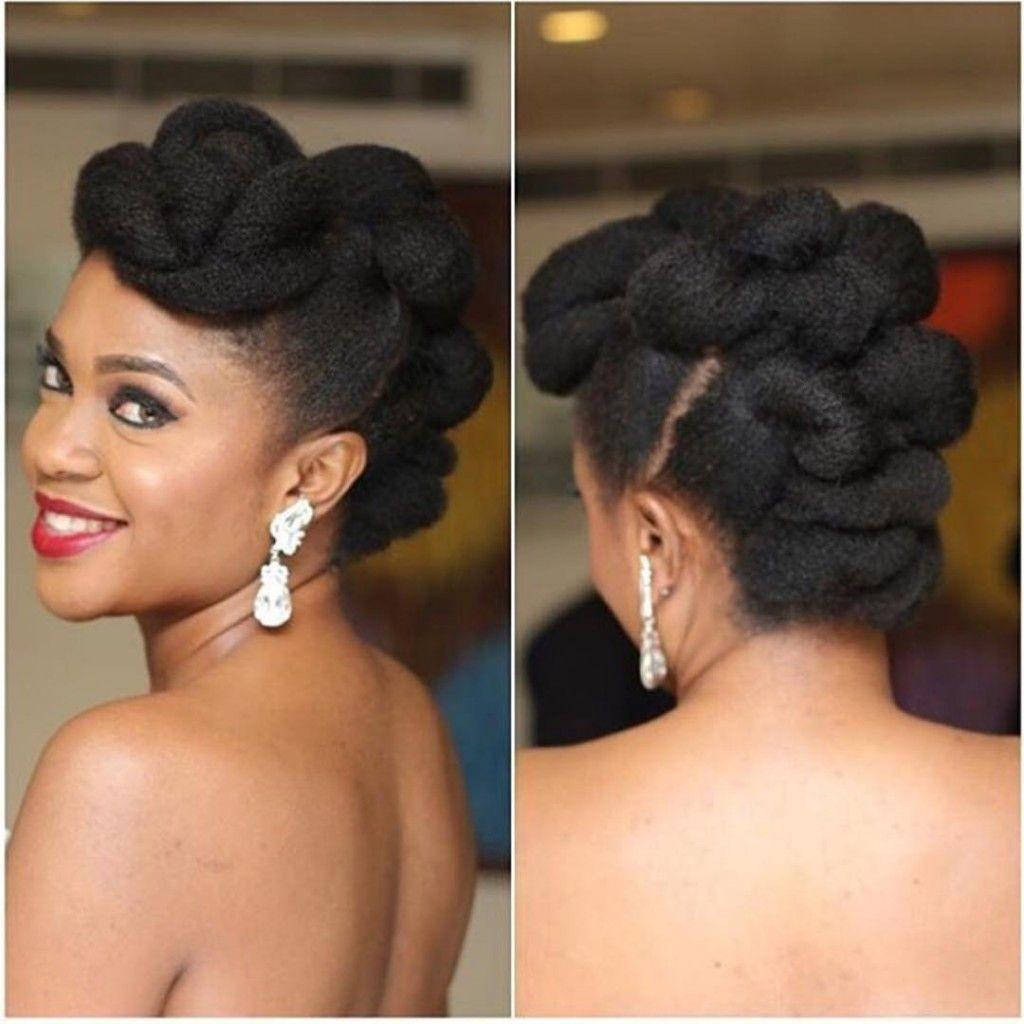 Coiffure Afro Pour Mariage dedans afrodelicious salon nappy;coiffure mariage cheveux crépus