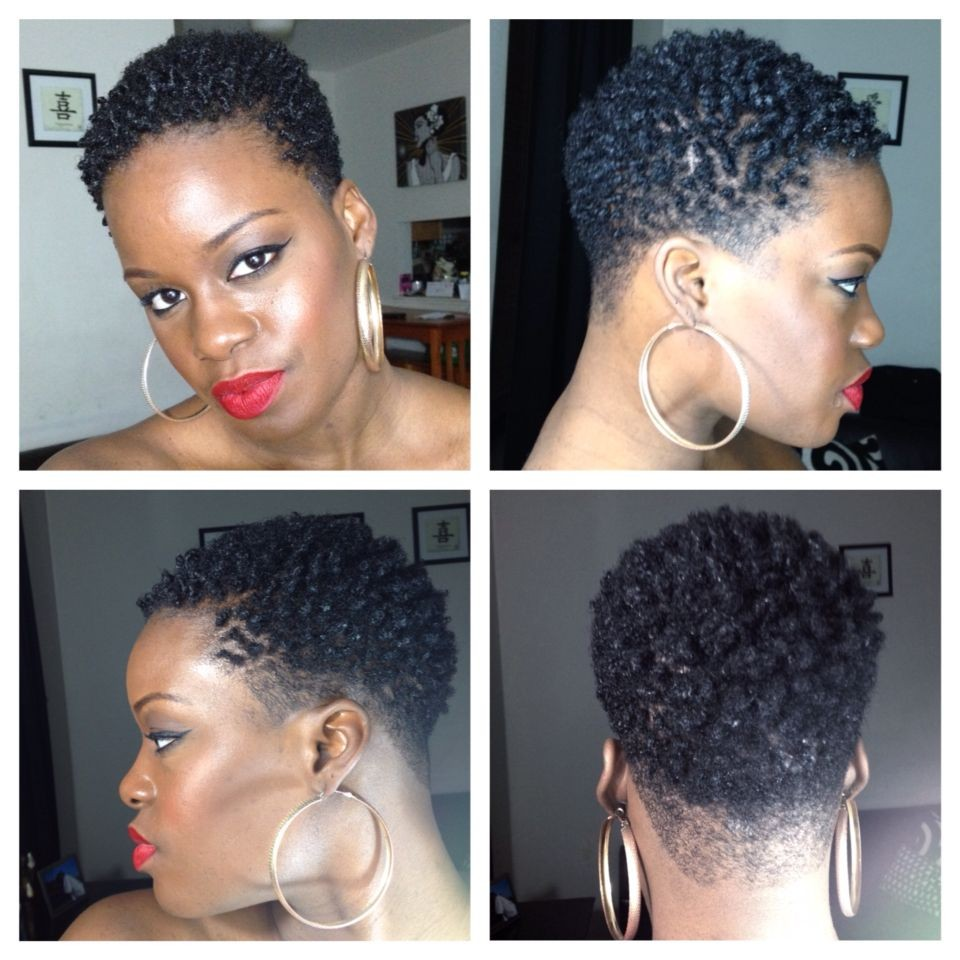 Coupe courte femme afro - afrodelicious salon nappy