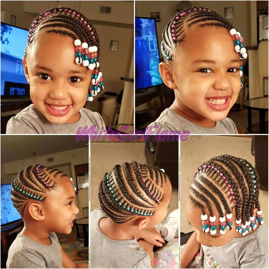 Tresses Africaine Pour Petite Fille Fashion Designs