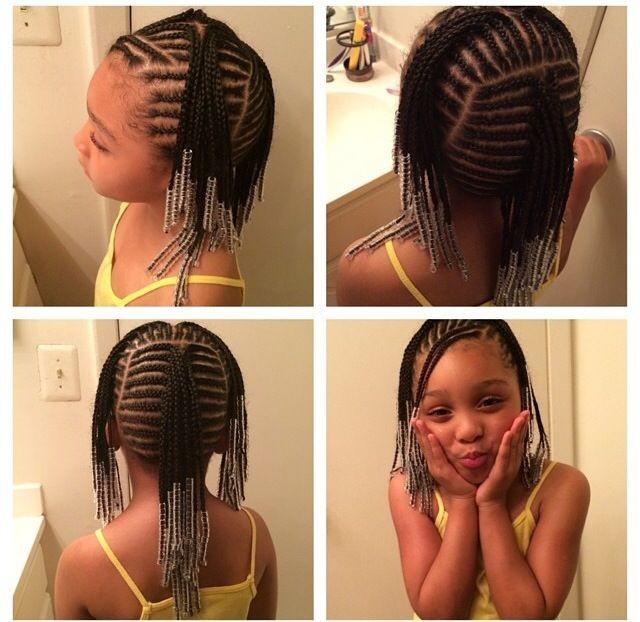 Coiffure Tresses Nattes Pour Enfant Afro Afrodelicious Salon Pour