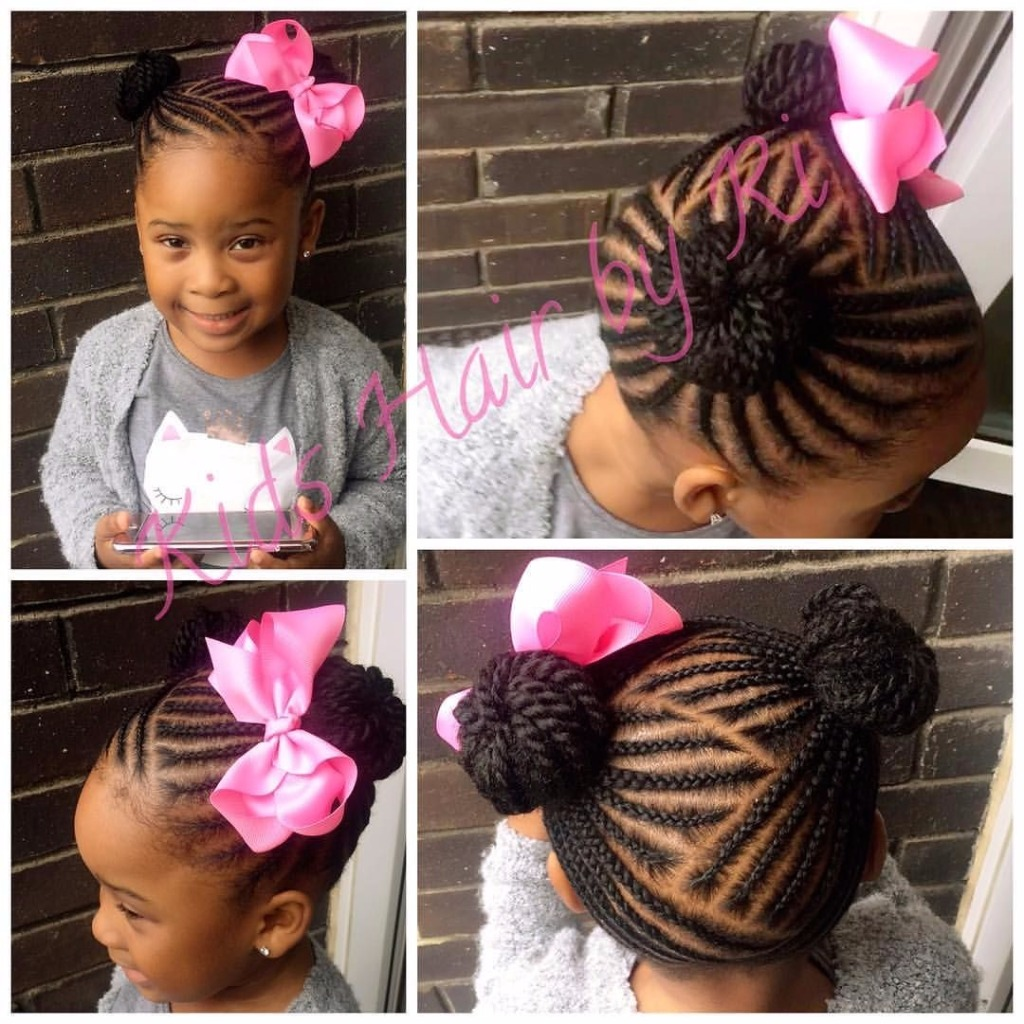 Coiffuretressesnattes Pour Enfant Afro Afrodelicious Salon Pour