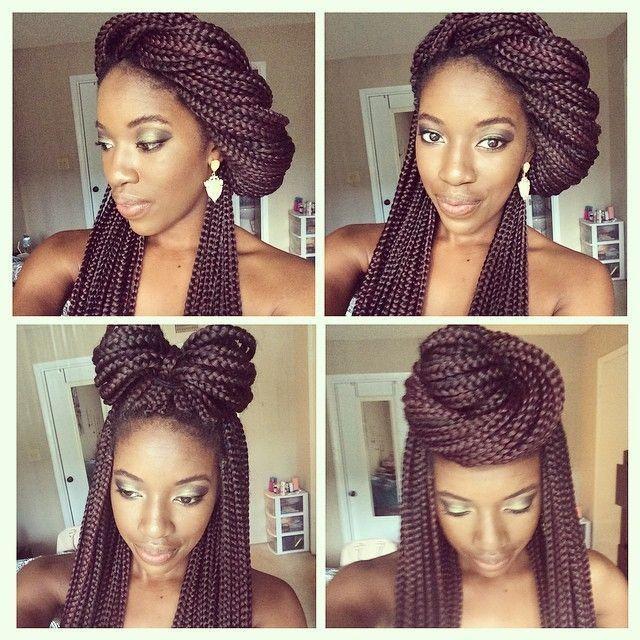 Box Braids Comment Les Coiffer Afrodelicious Net
