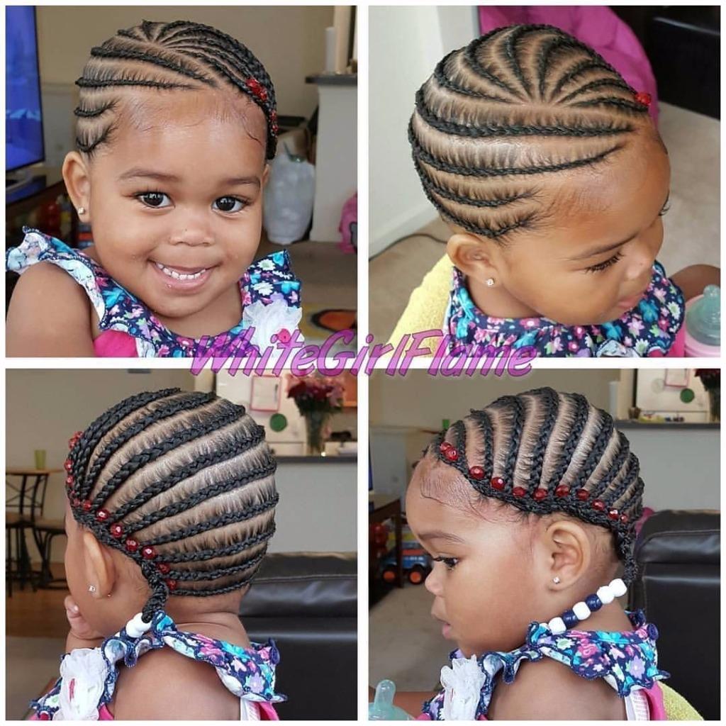 Coiffure Tresses Nattes Pour Enfant Afro Afrodelicious Salon Pour Cheveux Naturels
