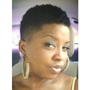 Coupe Courte Coupe Coiffure Femme Africaine